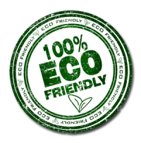 100% ECO Friendly Dry Cleaning